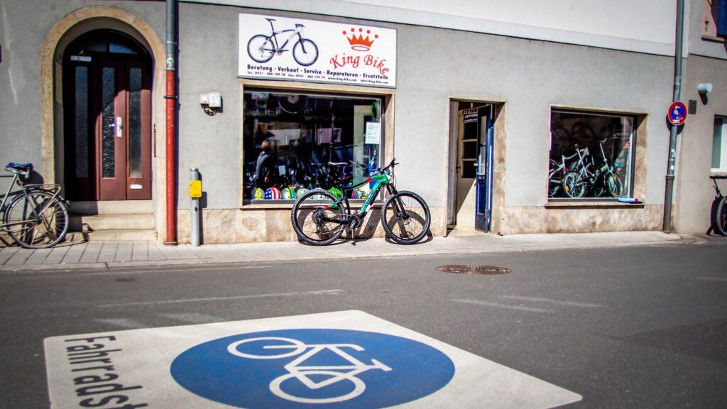 King Bike Laden